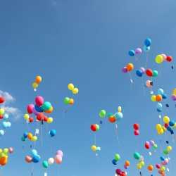 Ballonwettbewerb: Gewinner stehen fest
