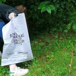 The Journey Begins – Internats-Schülerinnen beteiligen sich an den Schwarzwald CleanUP-Days