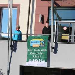 Otro mundo es posible – Wir sind jetzt Fairtrade-School !