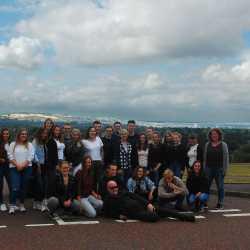 Studienfahrt nach Irland