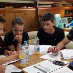 Bodensee-Patent für drei Oberstufen-Schüler