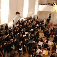 Berührende Singstunde zum Advent