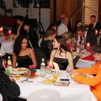 Festliches Dinner zum Advent