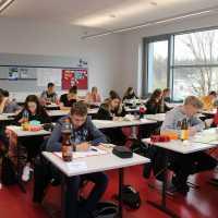 Prüfungen an ZG und ZR haben begonnen