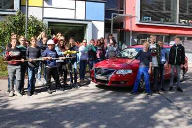Zinzendorfschulen gewinnen Privatkonzert mit Wincent Weiss