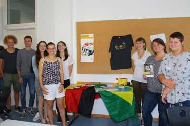 Referenten stellen Freiwilligendienste und Auslandsaufenthalte vor