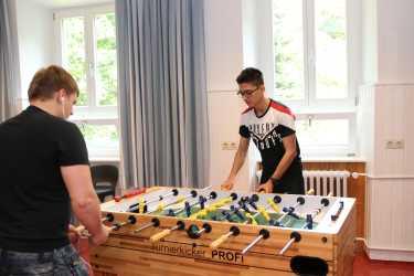 Sprachkenntnisse verbessern und Freundschaften schließen – Internat auch für Gastschüler interessant