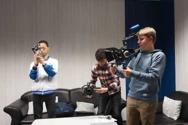 Von Sport über Wellness bis zum Film: abwechslungsreiches AG-Angebot