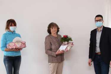 Eine Ära geht zu Ende: Vica Markovic und Gerlinde Storz im Ruhestand